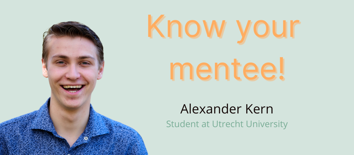 Our AI student Alexander