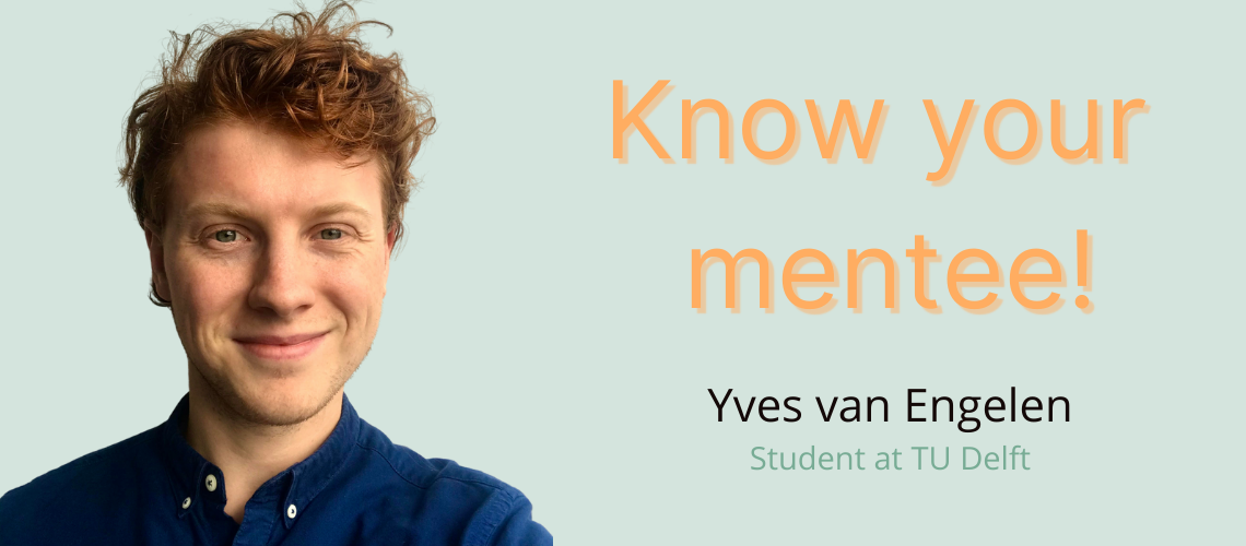 Complex Systems Engineer mentee Yves